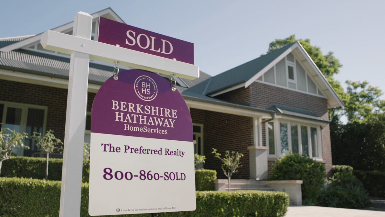 Experience Agents Choose Berkshire Hathaway HomeServices