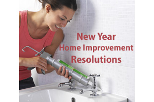 Home Improvements Resolutions