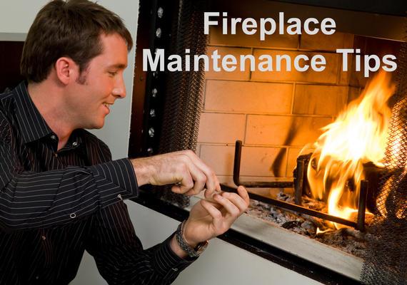 Fireplace Maintenance Tips