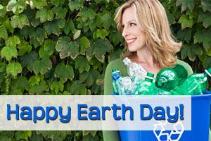 Earth Day 2013 – How Going Green Can Save You Some Green!