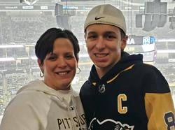 Congratulations to the February 2020 Hockey Mom Winner