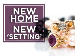 """New Home… New """"Setting""""!"""