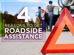 Four Reasons to Consider Getting Roadside Assistance