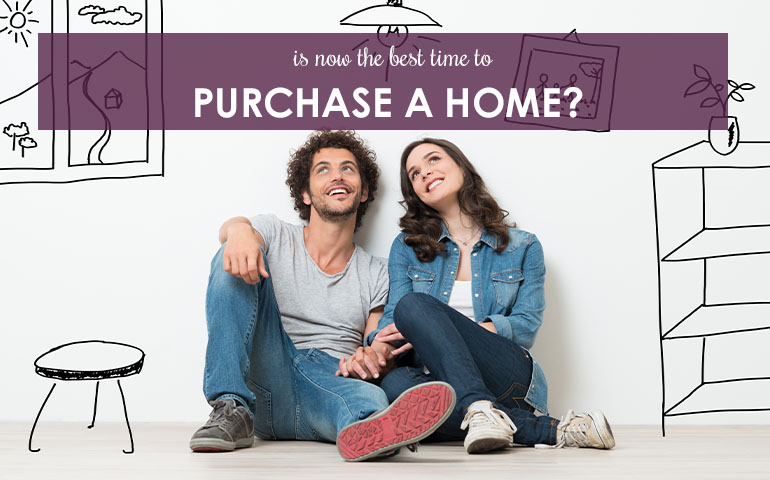 Is Now The Best Time to Purchase a Home?