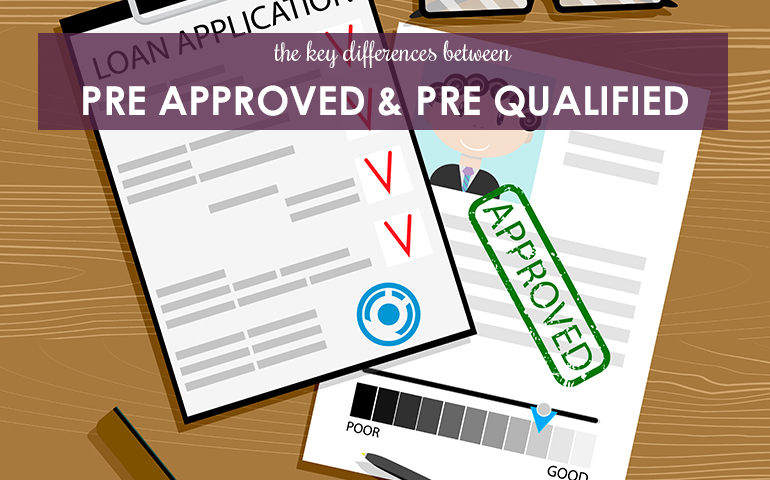 What's the Difference Between Preapproved and Prequalified?
