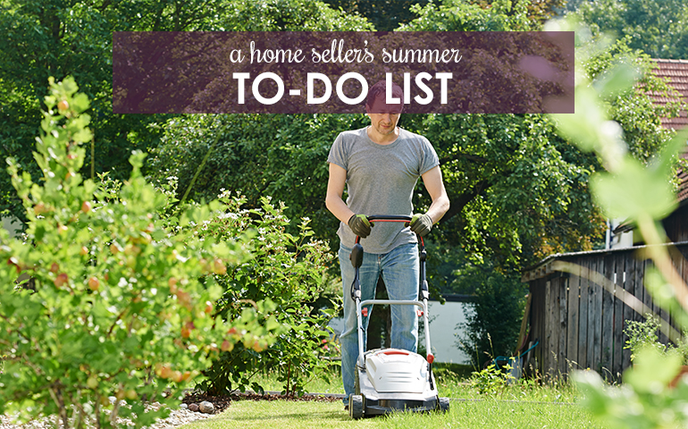 Five Tips for Selling Your Home in Summer