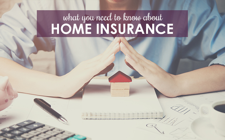 Five Things You Should Know About Homeowners Insurance