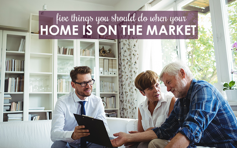 Preparing Your Home for Sale – Five Things You Need to Know