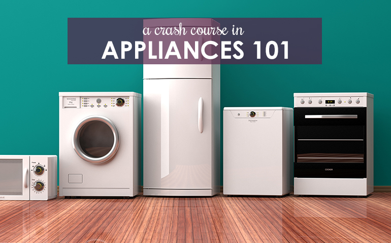 Keep Up With Your Appliances – Know When It's Time for Them to Go