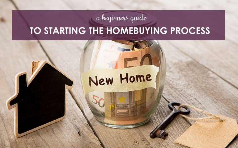 A Beginner's Guide to Starting the Home Buying Process
