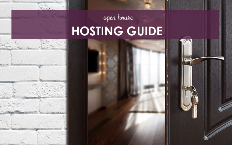 Open House Hosting Guide