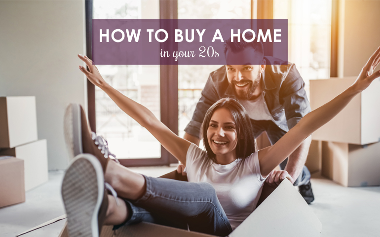 Five Tips for Buying a Home in Your 20s