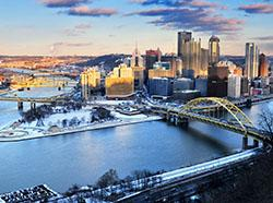 The Best Weekend Winter Getaways Around Pittsburgh