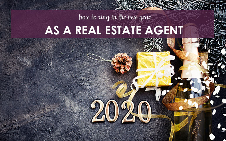 How to Ring in the New Year as a Real Estate Agent