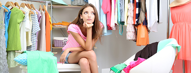 Can You Hack it? Five Little Tips to a Perfectly-Organized Closet