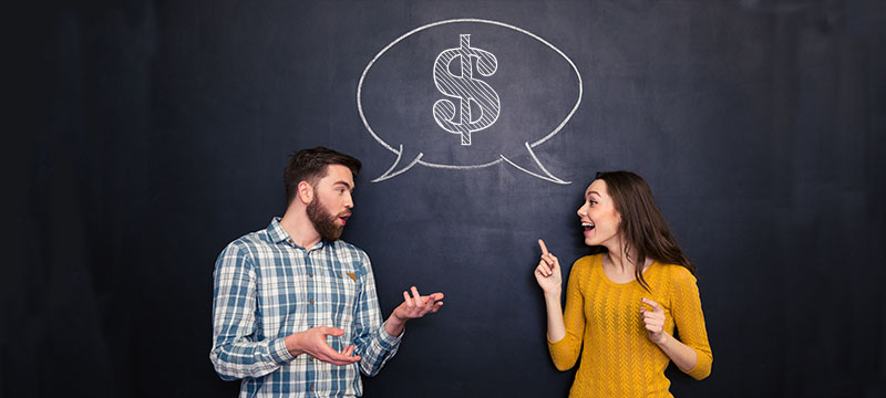 Money Talks! Four Tips for Couples in Financial Conversations