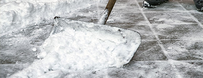 Eco-Friendly Ways to De-ice Your Walkway