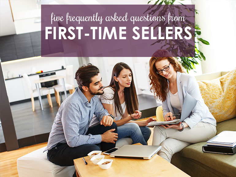 Five First-time Home Seller FAQs