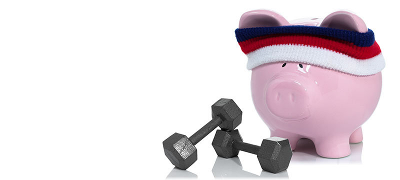 5 Signs You're Putting Your Financial Fitness First!