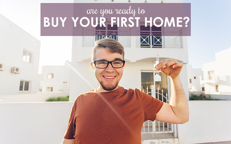 Ready to Buy a Home? Consider These Five Things First