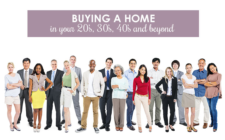 Decades of Difference: Buying a Home at 20, 30, 40 and Beyond