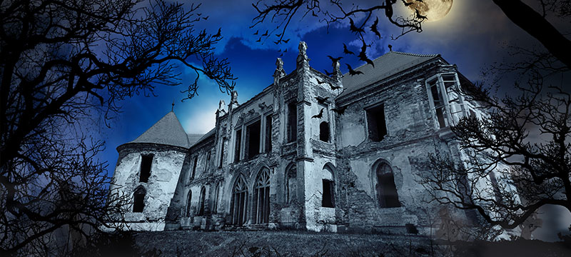 "Five Frighteningly-Fantastic ""Haunted Houses"" in the 'Burgh"