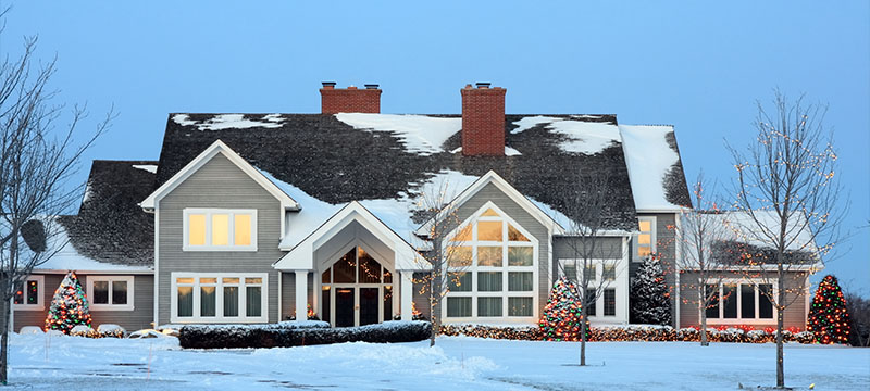 Home Shopping this Holiday Season? Why a New Home Should Be on Your Wish List!