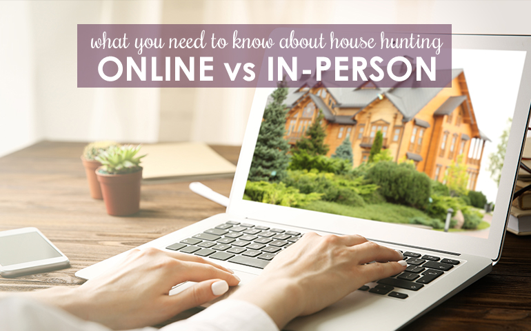Online Vs. In-Person House Hunting: 10 Things You Must See in a Home