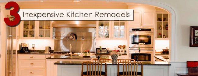 Inexpensive Kitchen Remodeling Tips