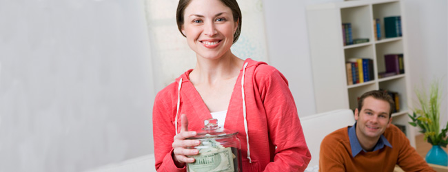 Money Matters: 10 Small At-Home Changes that Equal Big Savings!