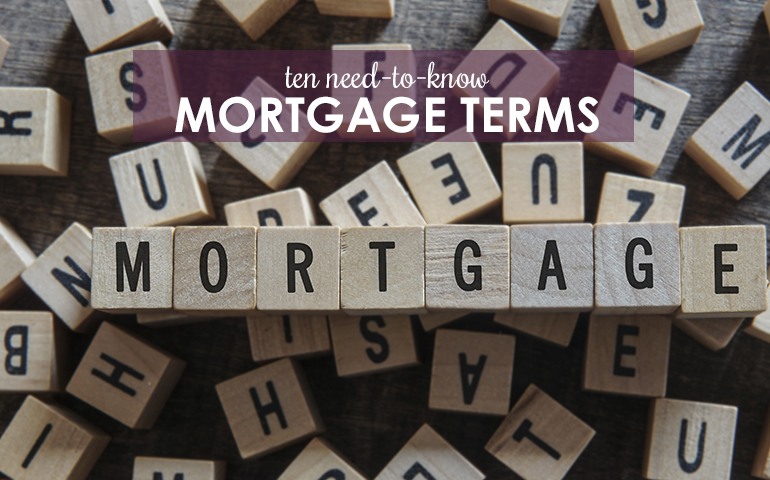 APR, ARM, O-M-G! 10 Mortgage Terms You Need to Know