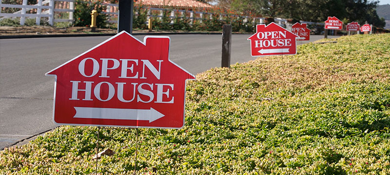 Buyers and Sellers... Get Open to the Idea of an Open House!