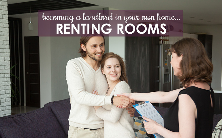 Become a Landlord in Your Own Home – Tips for Renting Rooms