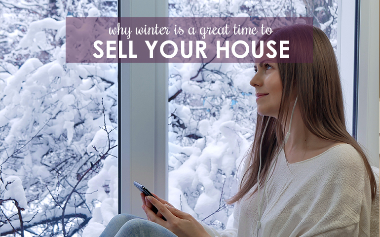 Make a Resolution to Sell Your Home This Winter