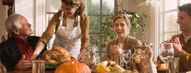 10 Ways to Have Your Thanksgiving Guests Gobbling Up a Good Time!