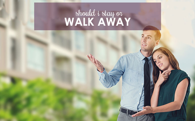 Stay or Walk Away? What Happens When a Buyer Breaks a Contract