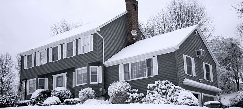 Tips for Tackling Winter's Worst Weather While Your Home's for Sale