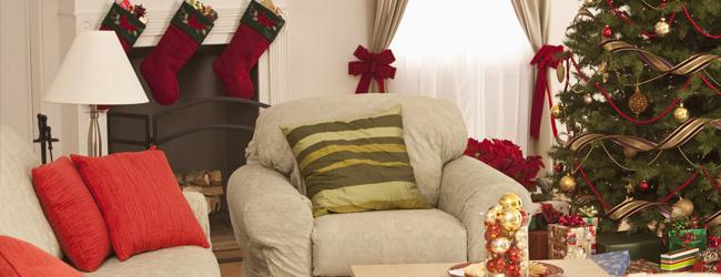 Ho - Ho - Home Safety Tips for the Holiday Season