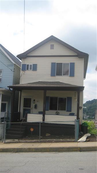 606  Gaskill Ave, Jeannette