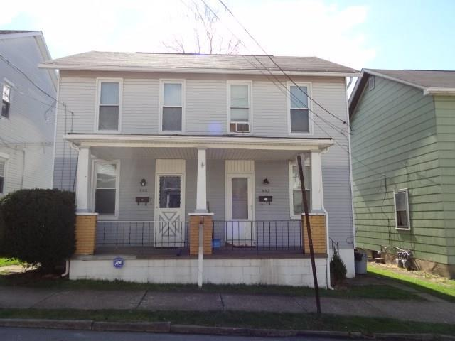 550 & 552 Grove Street