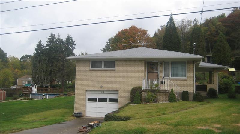 1715  Harrison Ave, Jeannette