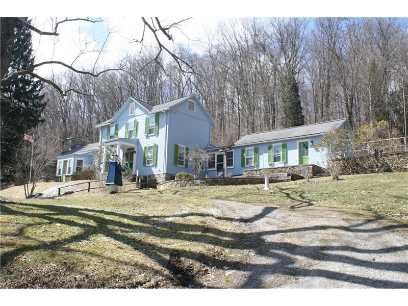 389  Two Mile Run Road, Ligonier Township