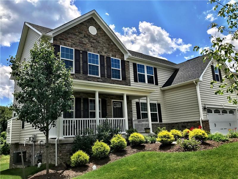 2064  Dantry, Cecil Township