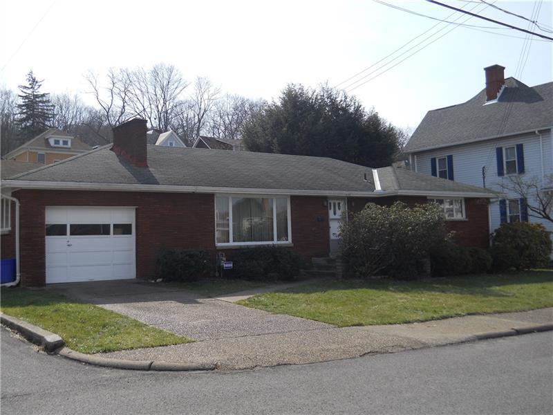 1036  Vance Ave, Coraopolis
