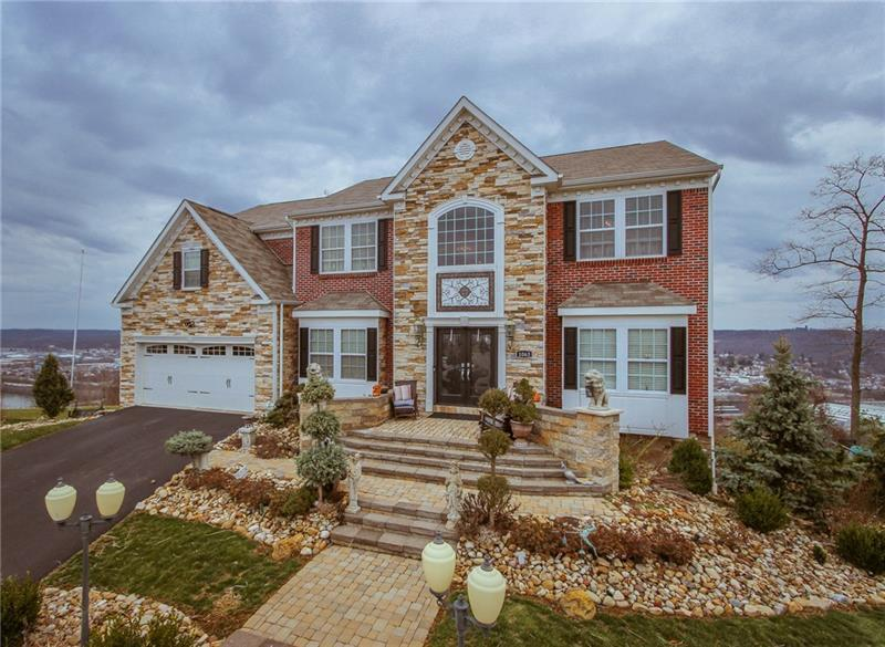 1063  Sweet Brier Drive, Hopewell Township