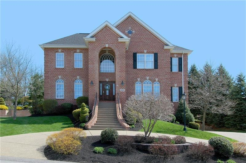 1291  Meridian Drive, Collier Township