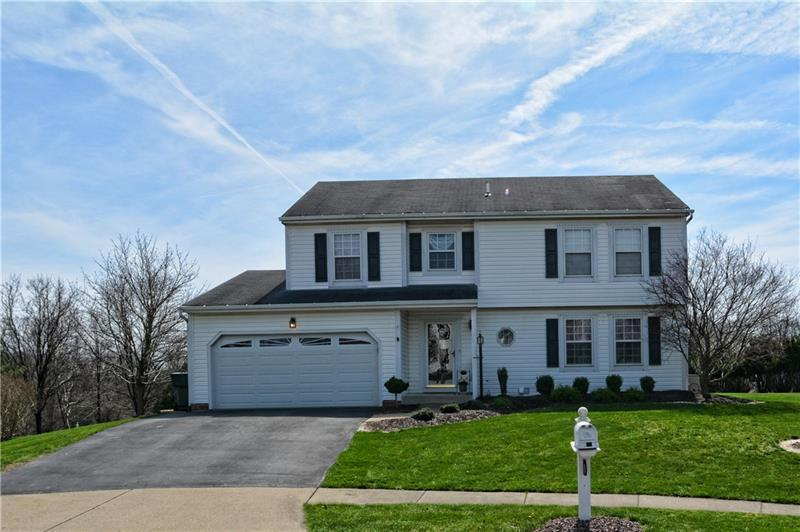302  Trail Court East, Cranberry Township