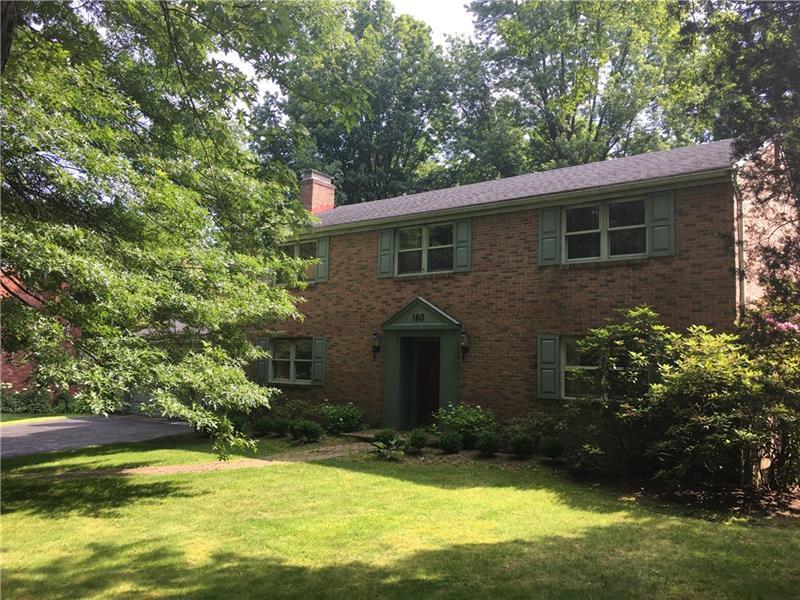 160  Oak Meadow, Oakmont