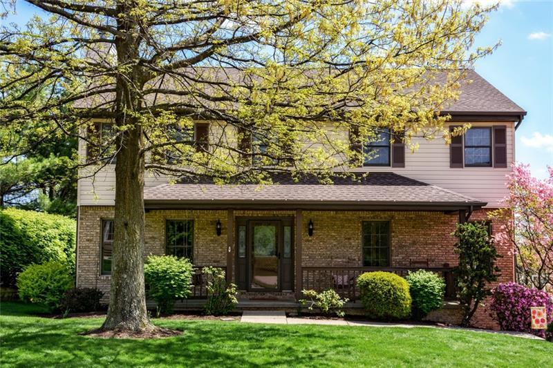 539  Cloverdale Court, Pine Township