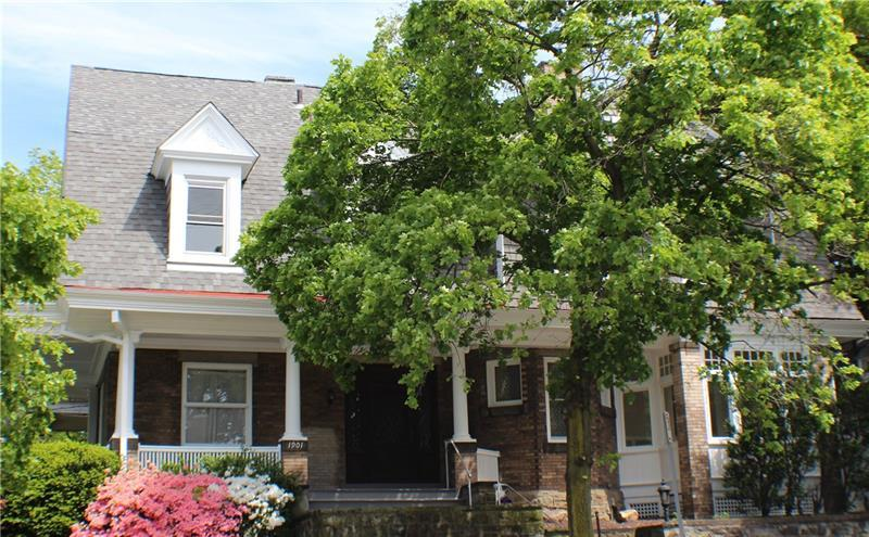 1901  Shady Avenue, Squirrel Hill